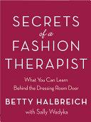 Secrets of a Fashion Therapist Pdf/ePub eBook