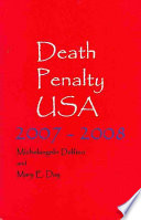 Death Penalty USA, 2007-2008