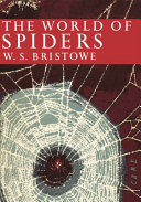 The World of Spiders