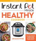 Instant Pot Miracle Healthy Cookbook Pdf/ePub eBook