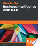 Hands On Business Intelligence With Dax Book PDF