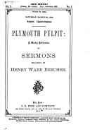 Plymouth Pulpit