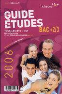 Le guide des études Bac +2/3
