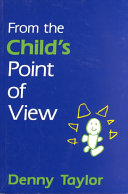 From The Child S Point Of View