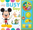 Busy Baby Book Disney Baby