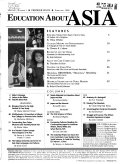 Education about Asia Book