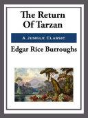 The Return of Tarzan Pdf/ePub eBook