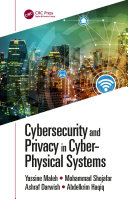 Pdf Cybersecurity and Privacy in Cyber Physical Systems Telecharger