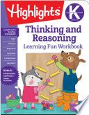 Kindergarten Thinking and Reasoning Book