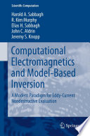 Computational Electromagnetics And Model Based Inversion Book PDF