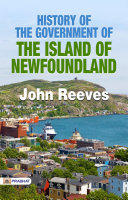 History of the government of the island of Newfoundland Pdf