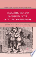 Character  Self  and Sociability in the Scottish Enlightenment