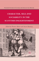 Pdf Character, Self, and Sociability in the Scottish Enlightenment Telecharger