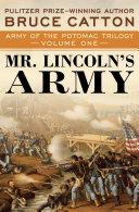 Mr. Lincoln's Army Book