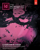 Cover of Adobe Indesign CC Classroom in a Book