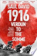 1916  Verdun to the Somme