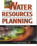 Water Resources Planning Book PDF