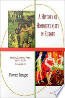 A History Of Homosexuality In Europe Vol I Ii