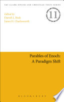 Parables Of Enoch A Paradigm Shift