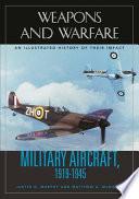 Military Aircraft 1919 1945