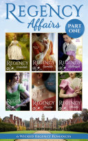 Regency Affairs Part 1: Books 1-6 Of 12 ebook