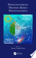 Photosynthetic Protein Based Photovoltaics