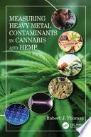 Measuring Heavy Metal Contaminants In Cannabis And Hemp