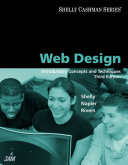 Web Design  Introductory Concepts and Techniques