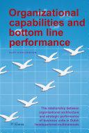 Organizational Capabilities and Bottom Line Performance