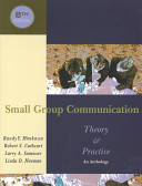 Small Group Communication Book