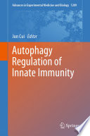 Autophagy Regulation of Innate Immunity