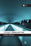Heidegger's 'Being and Time'