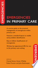 Emergencies In Primary Care Book PDF