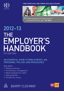 The Employer's Handbook 2012-13