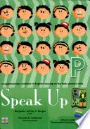 Speak Up P 2007 Ed  Book