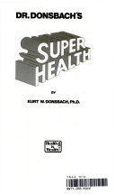 Dr  Donsbach s Super Health