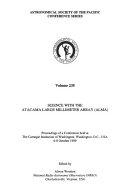 Science With The Atacama Large Millimeter Array Alma