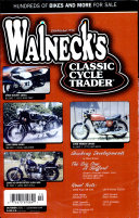 WALNECK'S CLASSIC CYCLE TRADER, OCTOBER 2001
