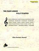 The Piano Lesson Companion Book Teacher Manual P 5 Book