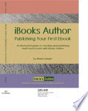 iBooks Author: Publishing Your First Ebook