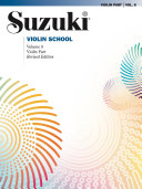 Suzuki Violin School - Volume 8 (Revised)