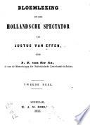 Bloemlezing Uit Den Hollandschen Spectator