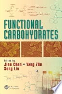 Functional Carbohydrates Book