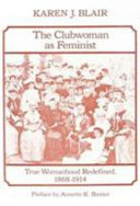 The Clubwoman as Feminist Book