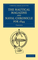 Pdf The Nautical Magazine and Naval Chronicle for 1844