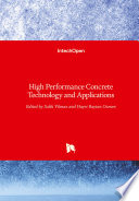 High Performance Concrete Technology and Applications