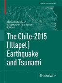 The Chile 2015  Illapel  Earthquake and Tsunami