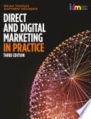 Direct and Digital Marketing in Practice Book