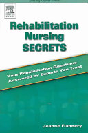 Rehabilitation Nursing Secrets
