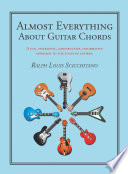 Almost Everything About Guitar Chords Book